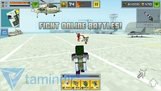 Block City Wars Ekran Görüntüleri - 4