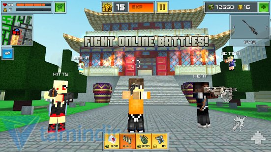 Block City Wars Ekran Görüntüleri - 2
