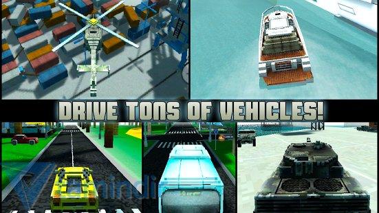 Block City Wars Ekran Görüntüleri - 1