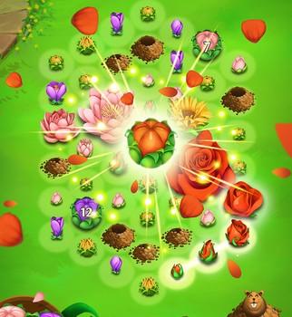 Blossom Blast Saga Ekran Görüntüleri - 5
