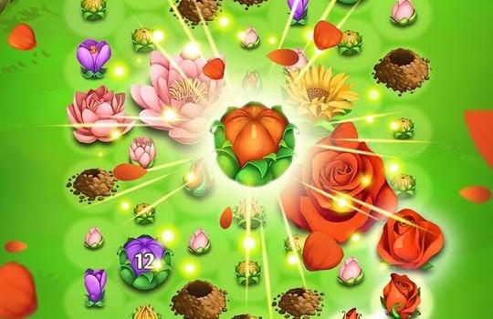 Blossom Blast Saga Ekran Görüntüleri - 4