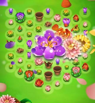 Blossom Blast Saga Ekran Görüntüleri - 3