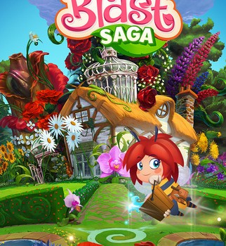 Blossom Blast Saga Ekran Görüntüleri - 1