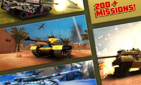 Boom! Tanks Ekran Görüntüleri - 4