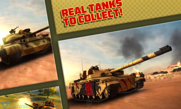 Boom! Tanks Ekran Görüntüleri - 3
