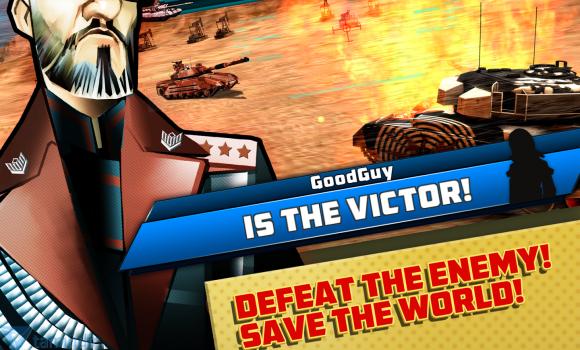 Boom! Tanks Ekran Görüntüleri - 1