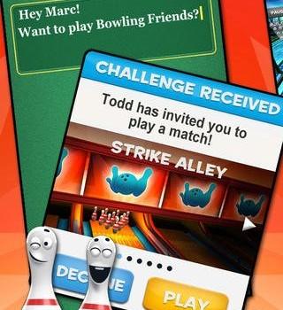 Bowling Friends Ekran Görüntüleri - 2