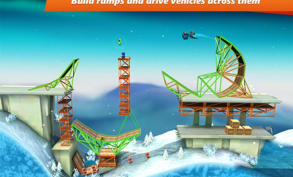Bridge Constructor Stunts Ekran Görüntüleri - 5