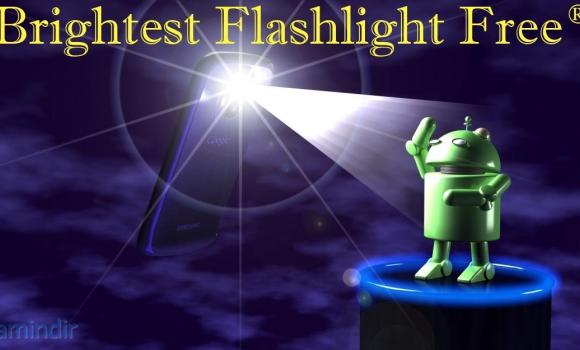 Brightest Flashlight Free Ekran Görüntüleri - 3