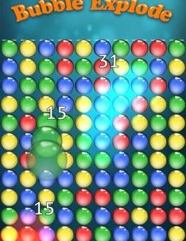 Bubble Explode Ekran Görüntüleri - 1
