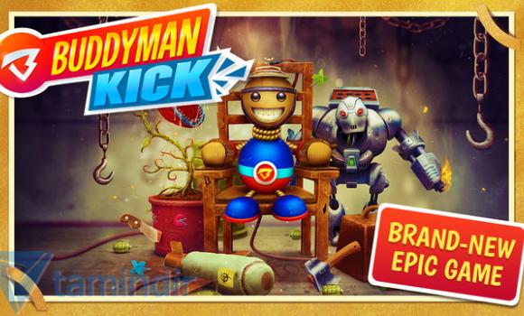 Buddyman Kick Ekran Görüntüleri - 5
