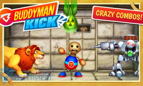 Buddyman Kick Ekran Görüntüleri - 1