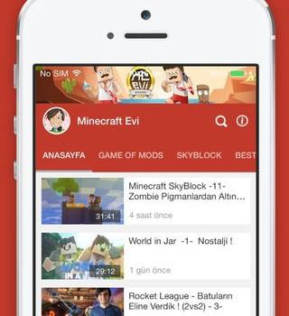 BugraaK Minecraft Evi Ekran Görüntüleri - 2