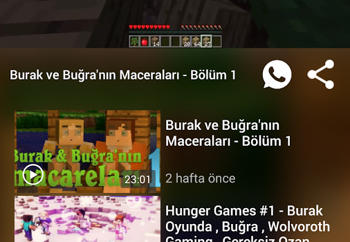 BugraaK Minecraft Evi Ekran Görüntüleri - 1