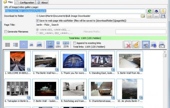 Bulk Image Downloader Ekran Görüntüleri - 1