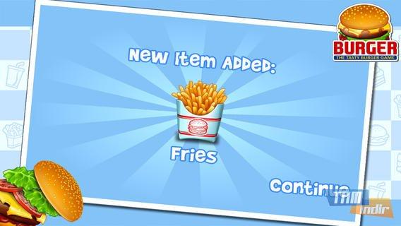 Burger Ekran Görüntüleri - 2