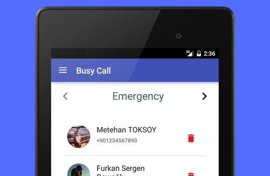 Busy Call Ekran Görüntüleri - 5