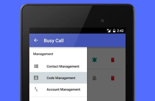 Busy Call Ekran Görüntüleri - 3