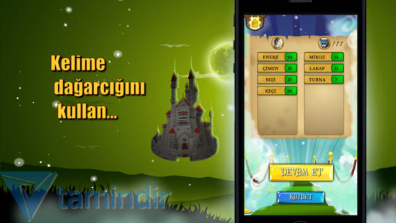 Büyülü Kelimeler Oyunu Ekran Görüntüleri - 3