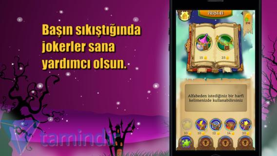 Büyülü Kelimeler Oyunu Ekran Görüntüleri - 2