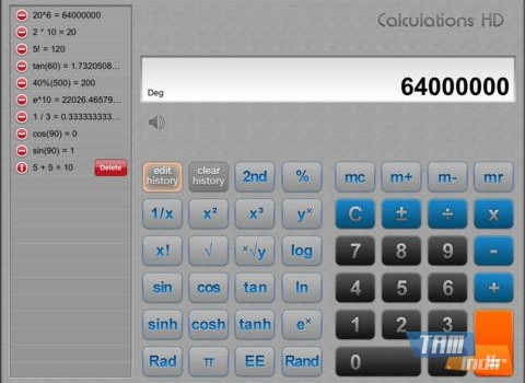 Calculator Expert Ekran Görüntüleri - 1
