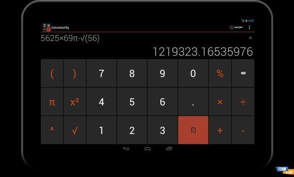 CalculatorNg Ekran Görüntüleri - 3