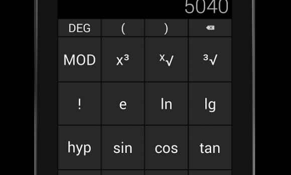 CalculatorNg Ekran Görüntüleri - 5