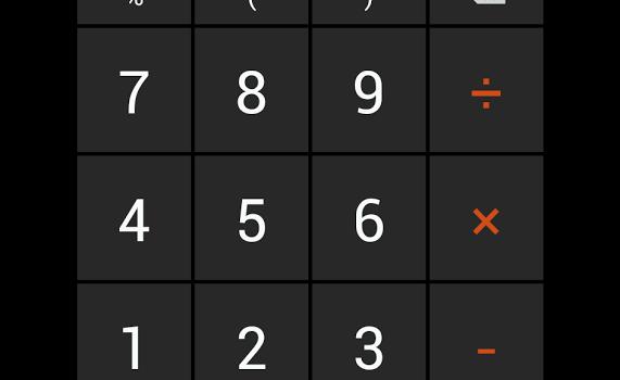 CalculatorNg Ekran Görüntüleri - 1