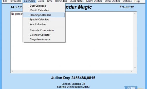 Calendar Magic Ekran Görüntüleri - 3