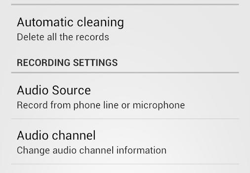 Call Recorder Ekran Görüntüleri - 5