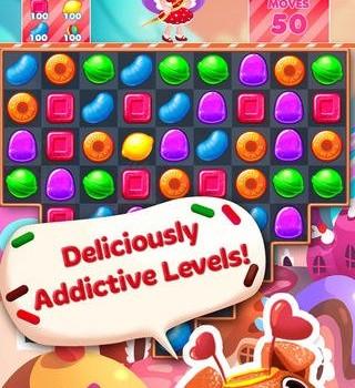 Candy Blast Mania: Valentine Ekran Görüntüleri - 4