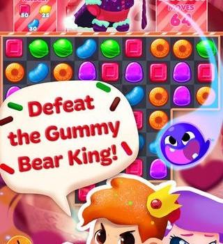 Candy Blast Mania: Valentine Ekran Görüntüleri - 3
