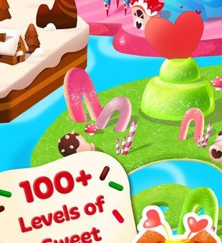 Candy Blast Mania: Valentine Ekran Görüntüleri - 2