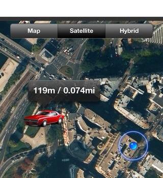 Car Finder Ekran Görüntüleri - 3