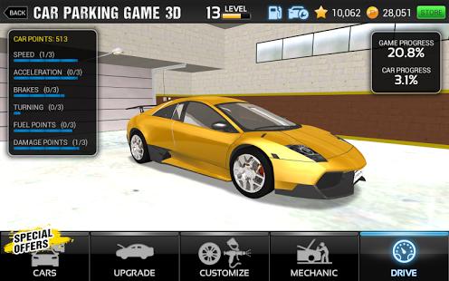 Car Parking Game 3D Ekran Görüntüleri - 3