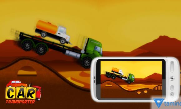 Car Transporter Ekran Görüntüleri - 3