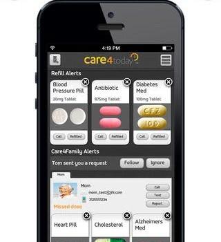 Care4Today Ekran Görüntüleri - 4