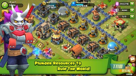 Castle Clash Ekran Görüntüleri - 3