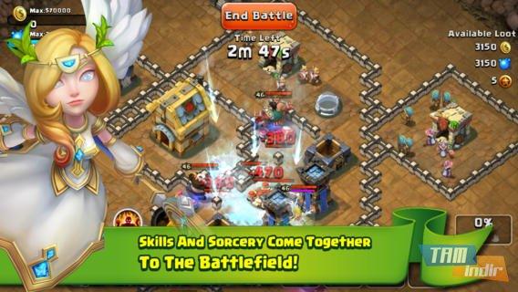 Castle Clash Ekran Görüntüleri - 1