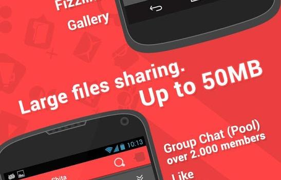 Catfiz Messenger Ekran Görüntüleri - 4