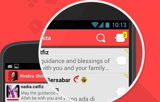 Catfiz Messenger Ekran Görüntüleri - 3
