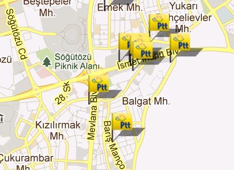 Cep PTT Kargo Ekran Görüntüleri - 1
