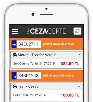 CezaCepte Ekran Görüntüleri - 2