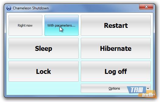 Chameleon Shutdown Ekran Görüntüleri - 2