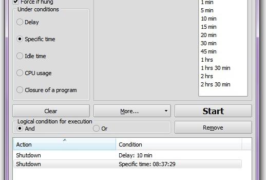 Chameleon Shutdown Ekran Görüntüleri - 1