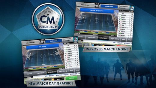 Champ Man 16 Ekran Görüntüleri - 4