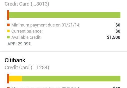 Check: Pay Bills & Credit Cards Ekran Görüntüleri - 2
