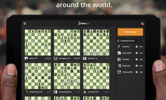 Chess - Play & Learn Ekran Görüntüleri - 4
