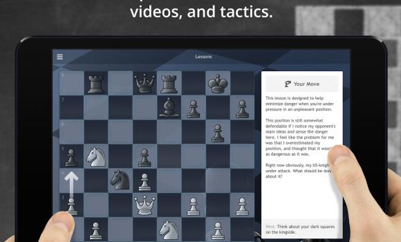 Chess - Play & Learn Ekran Görüntüleri - 5