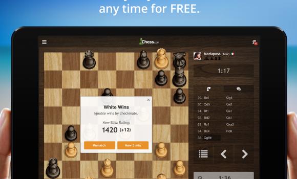 Chess - Play & Learn Ekran Görüntüleri - 1